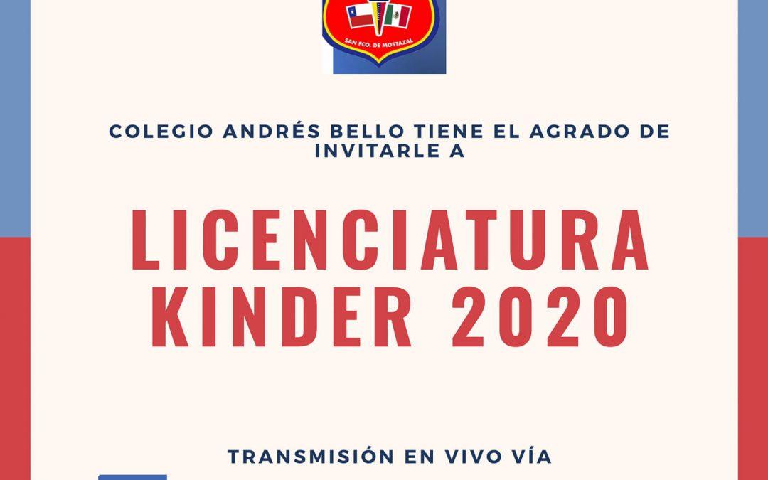 Licenciatura Kinder